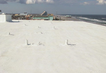 cool roof coatings in Lafayette